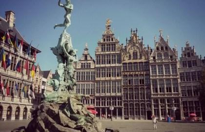 Volkscafés in Antwerpen