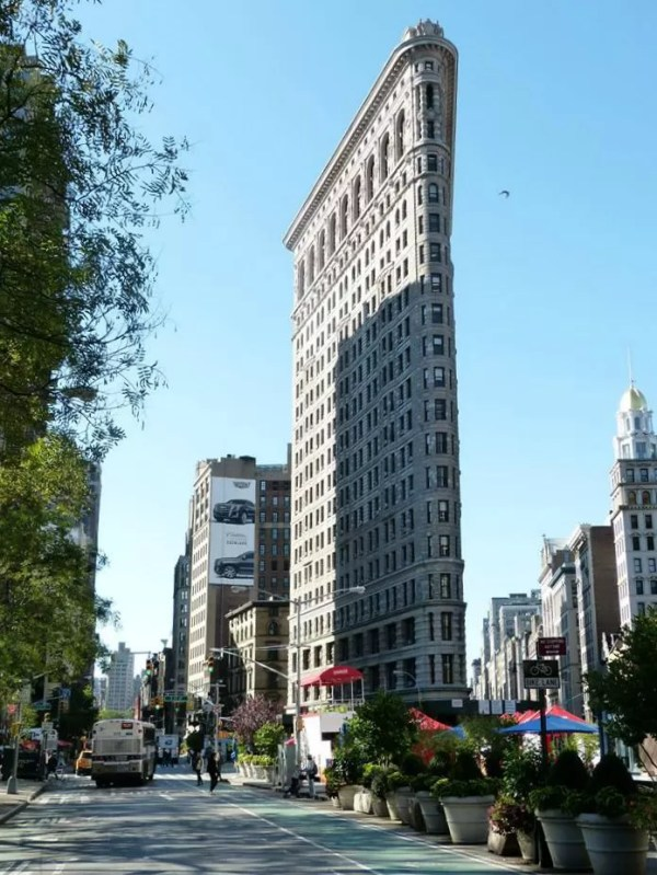 Flatiron 18 weetjes over New York City