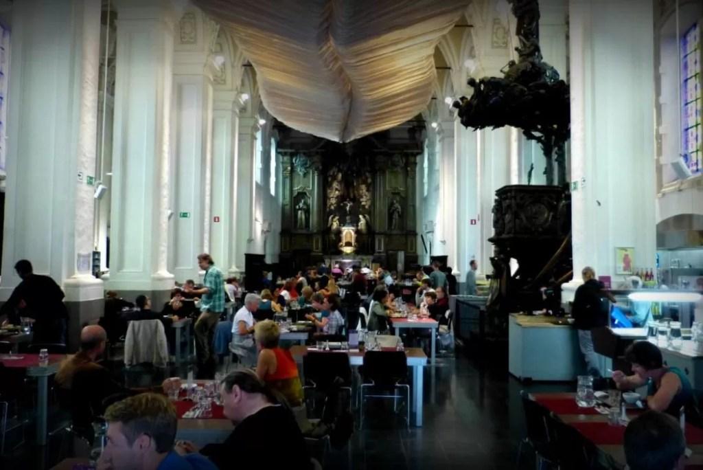 Hotspot: Parnassus in Gent