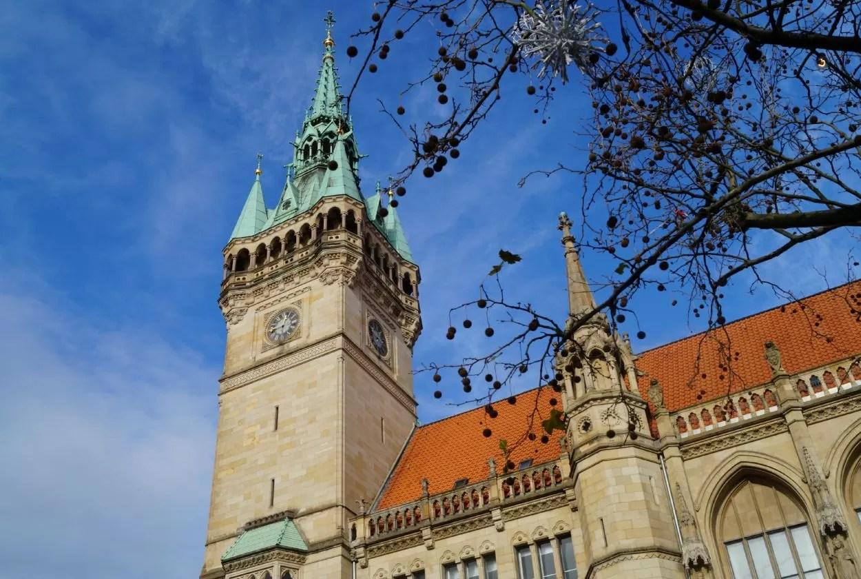 Ook Leeuwenstad Braunschweig viert Kerst