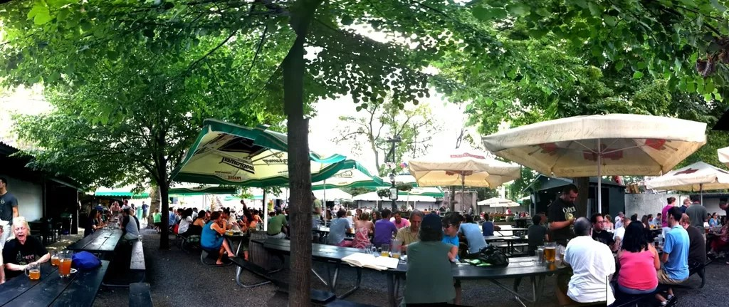 Hotspot: The Bohemian Hall and Beer Garden in Queens, NYC