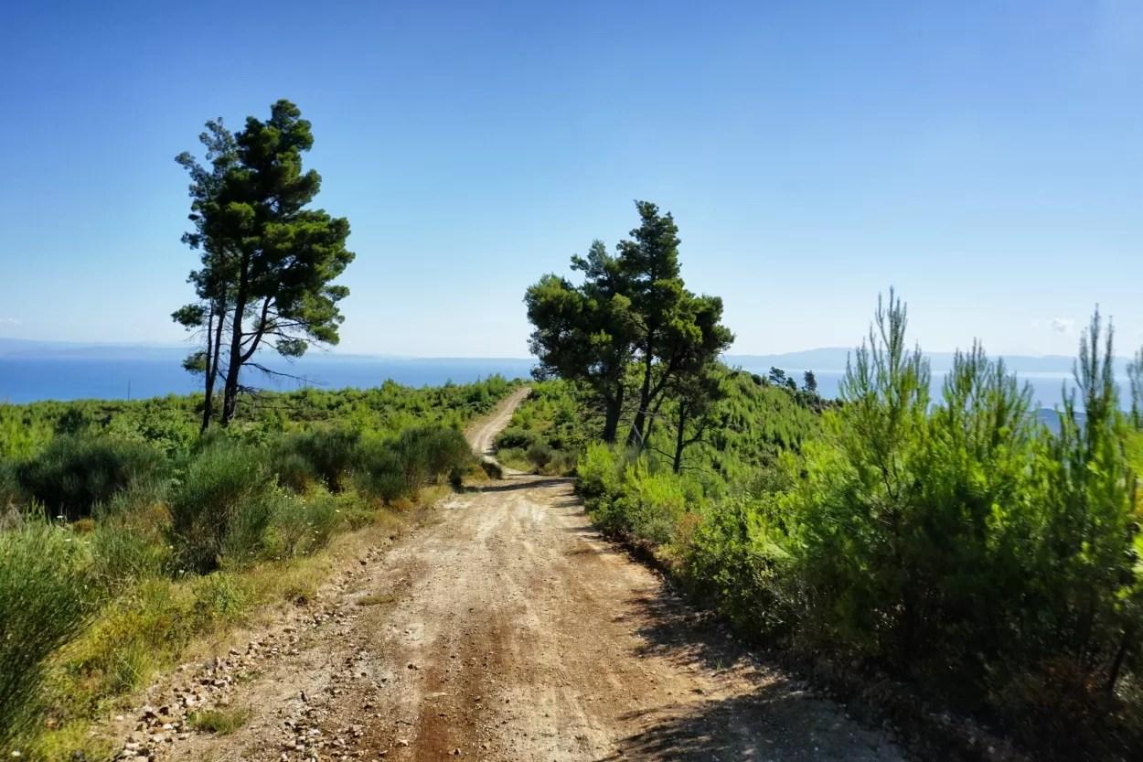 Chalkidiki, Griekenland