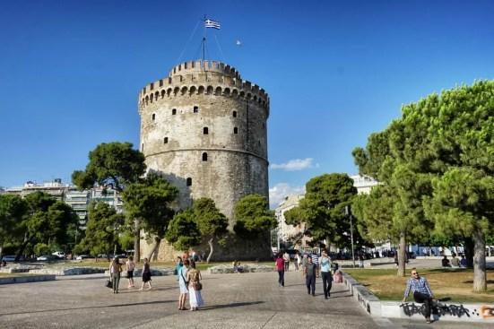 Thessaloniki, Griekenland
