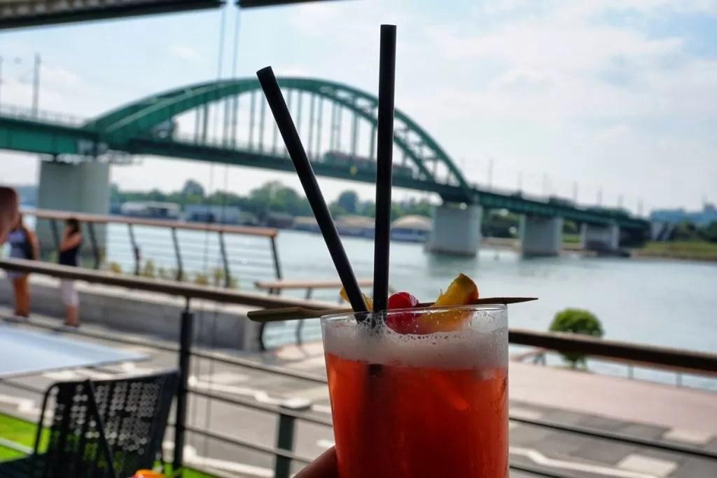 cocktail belgrado