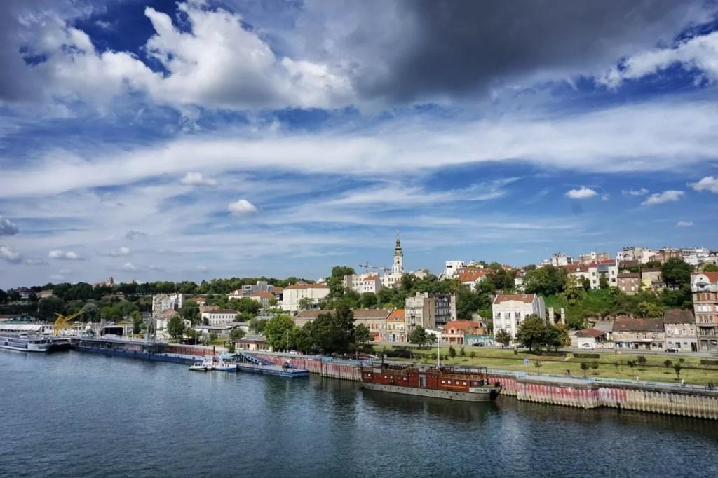 Skyline Belgrado