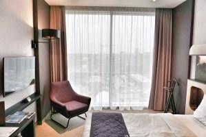 Corendon City Hotel Amsterdam bed