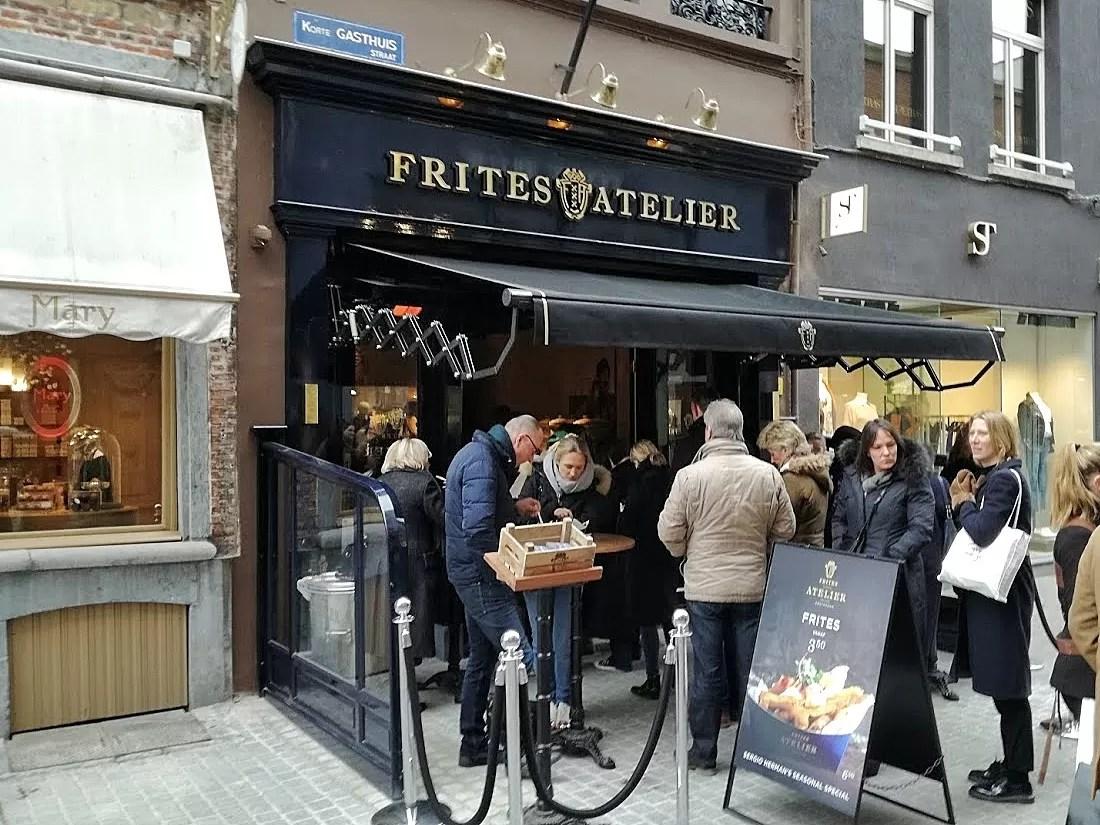 Frites Atelier Antwerpen