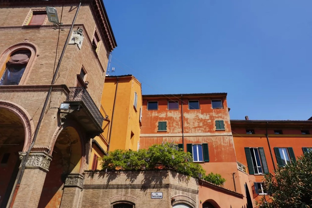 Bologna, gij schoon en lekker ding