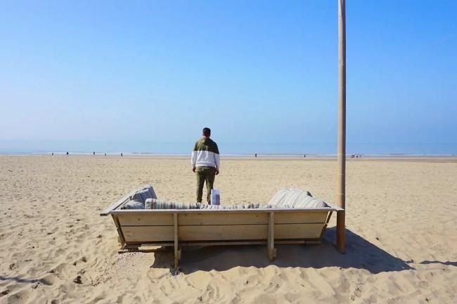 Strand Katwijk aan Zee