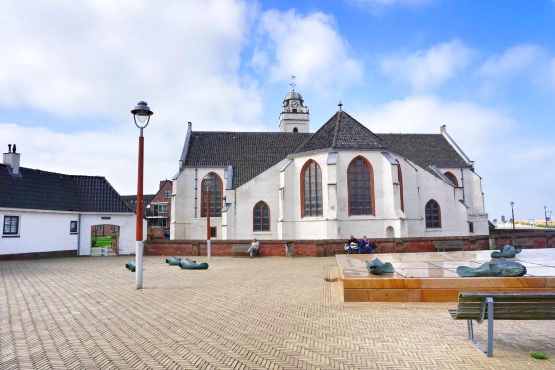 Oude Kerk Andreasplein Katwijk aan Zee
