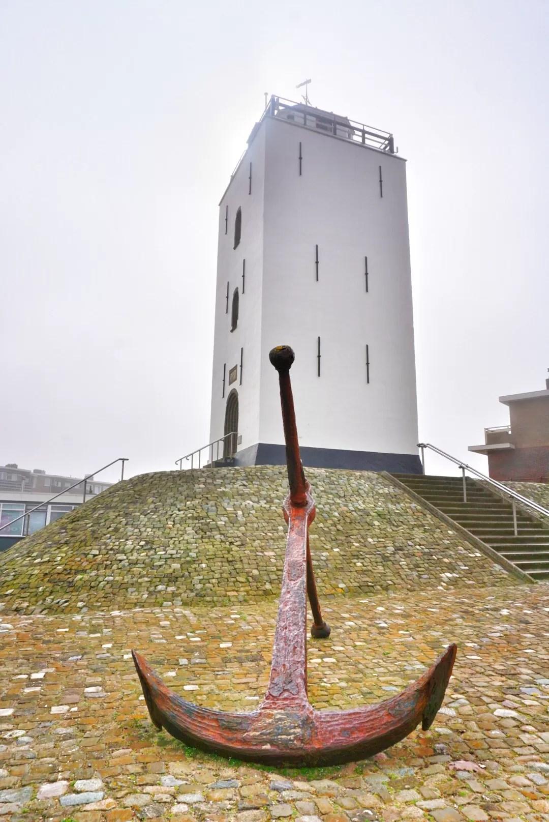 Vuurbaak Katwijk aan Zee