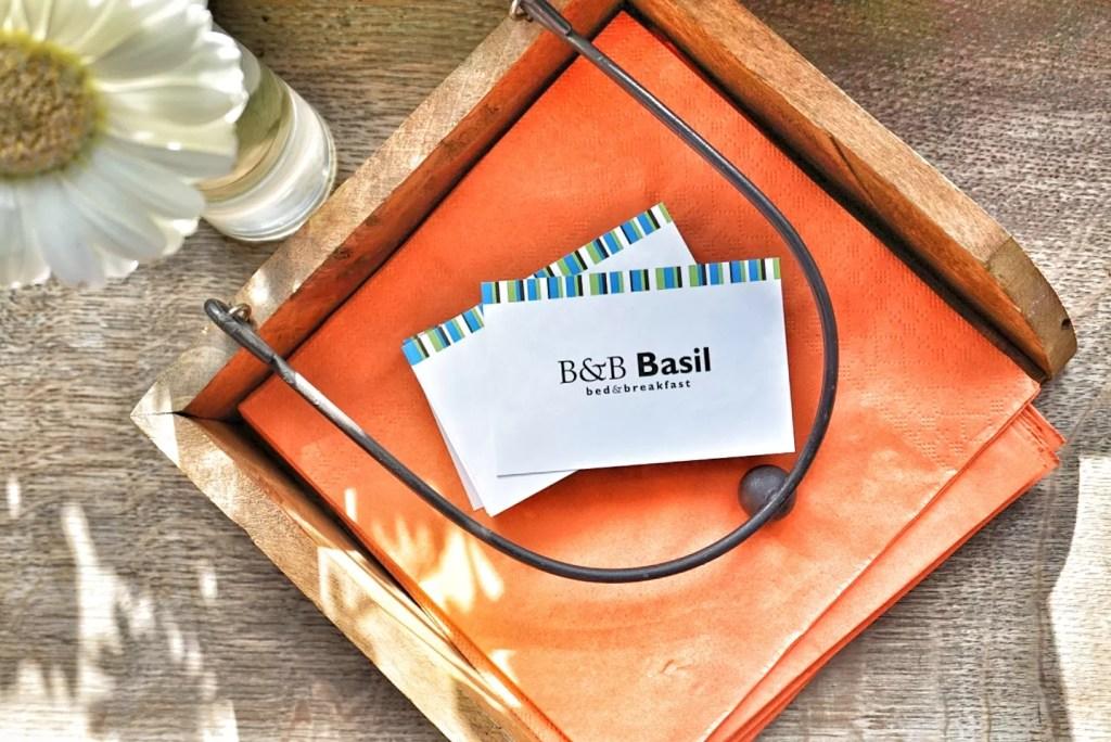 Hotspot: B&B Basil in Leut, Maasmechelen