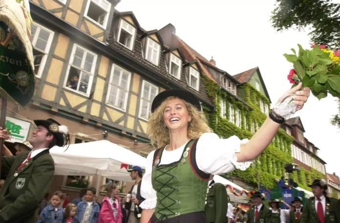 Schutzenfest parade
