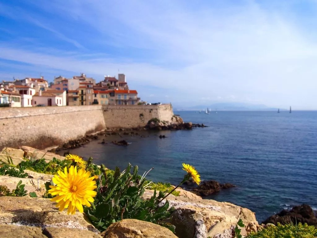 roadtrip in frankrijk antibes