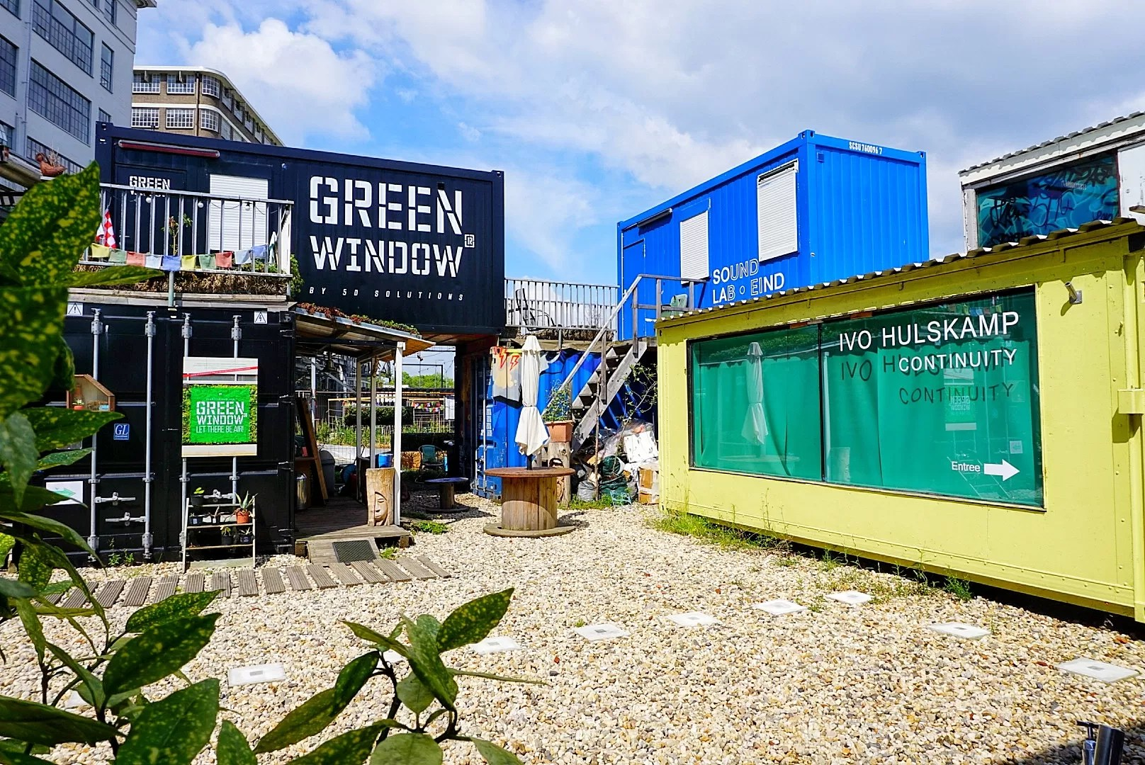 Eindhoven: van lampenfabriek tot designhoofdstad