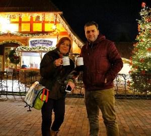 hannover kerstmarkten in Nedersaksen