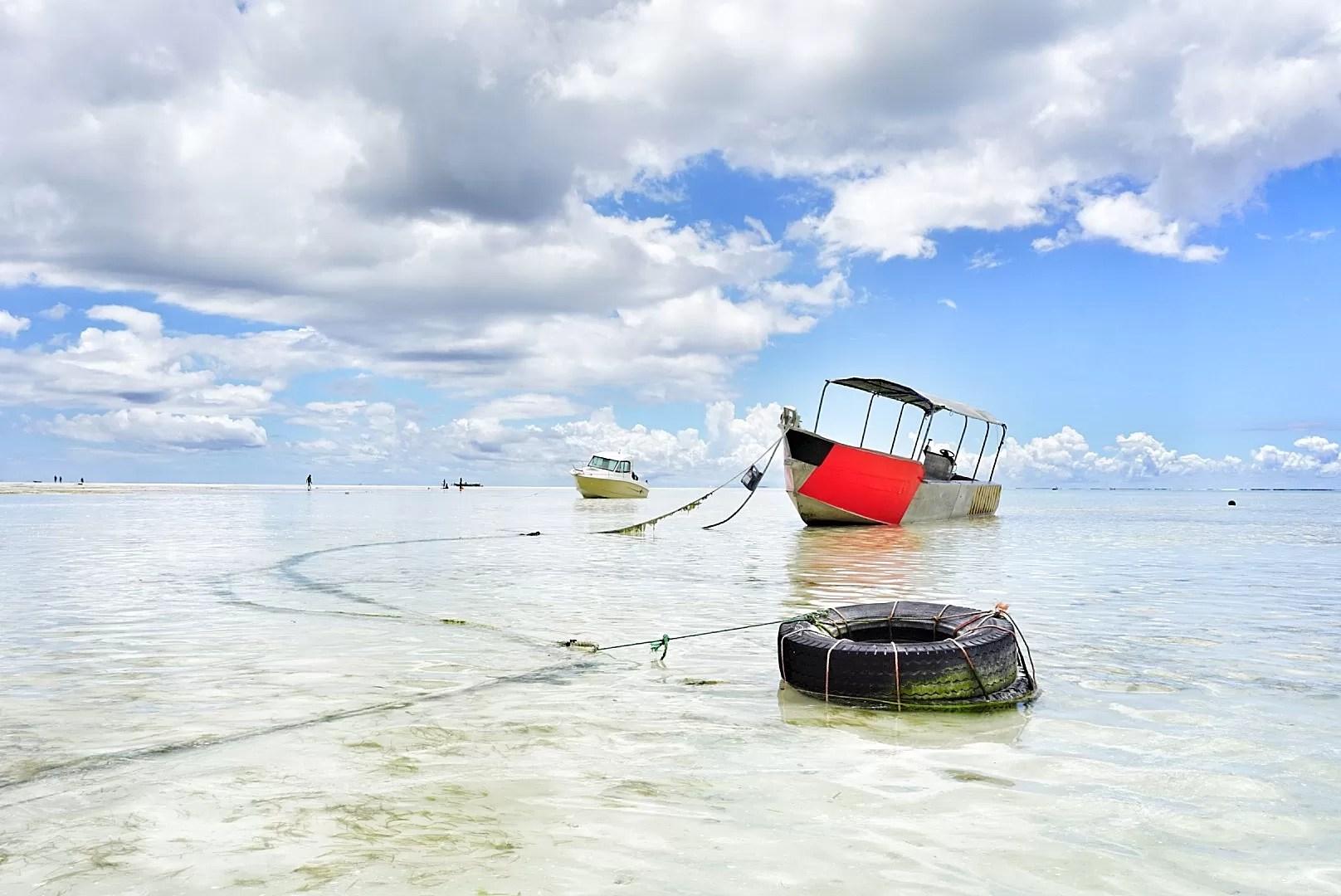 5 must do's op Zanzibar