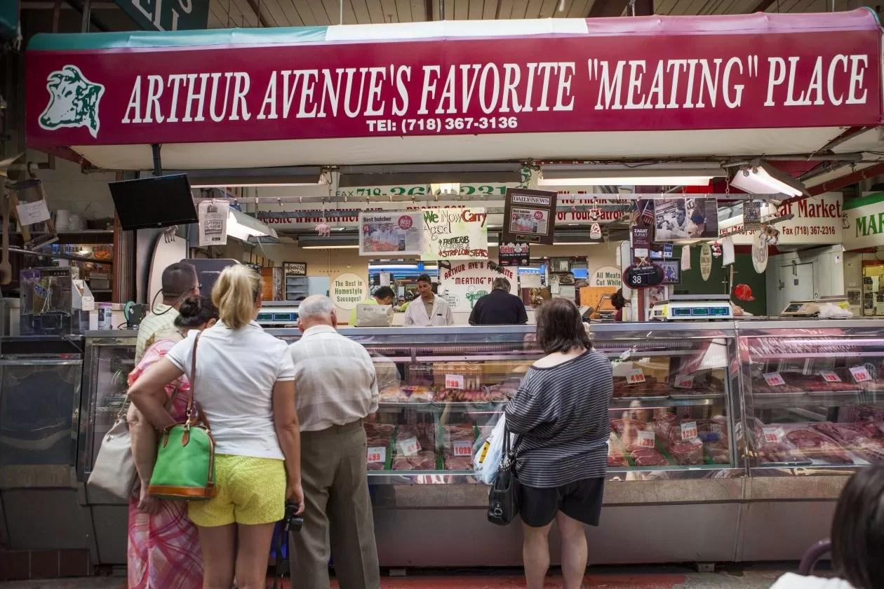 Arthur Avenue The Bronx