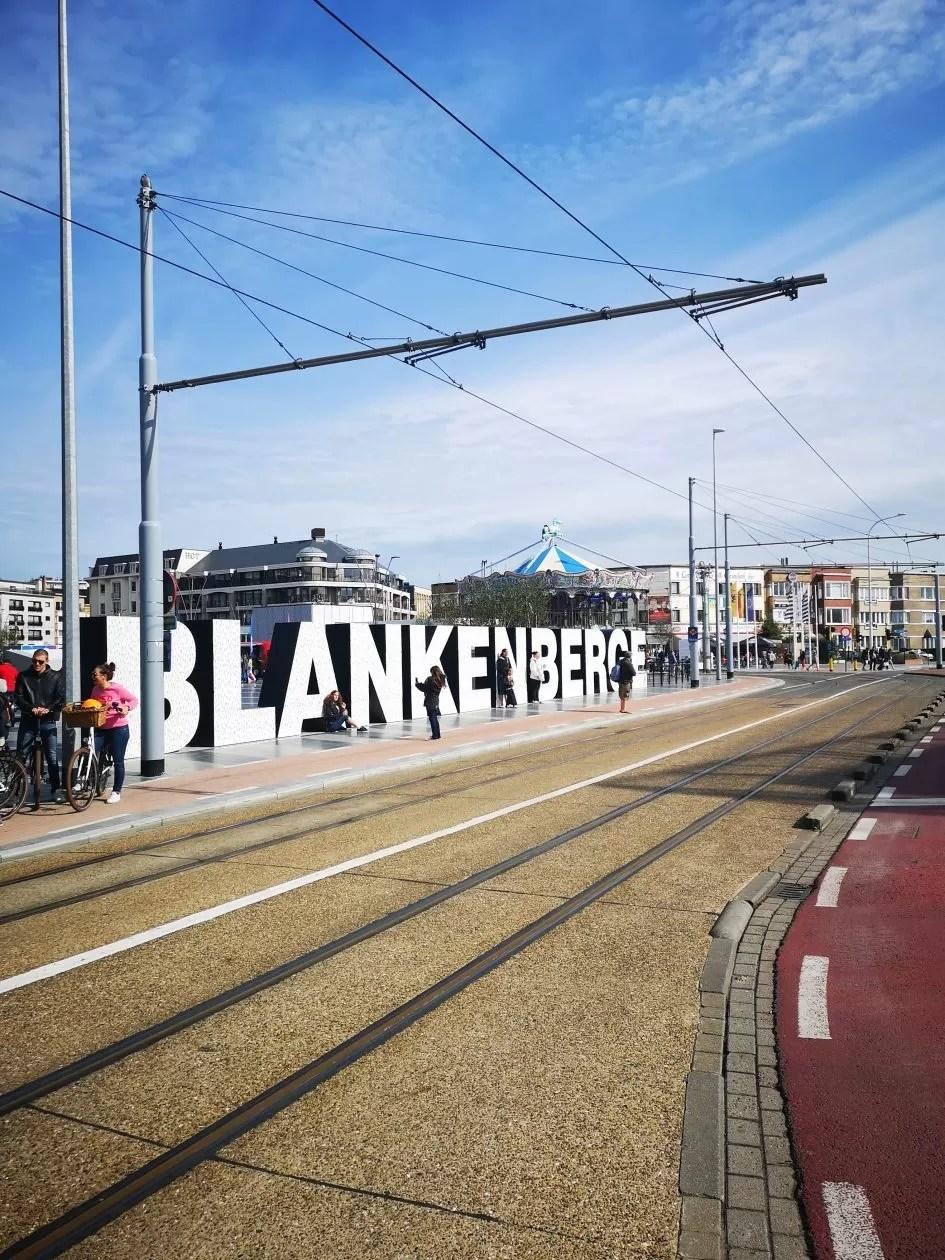 weekendje blankenberge station