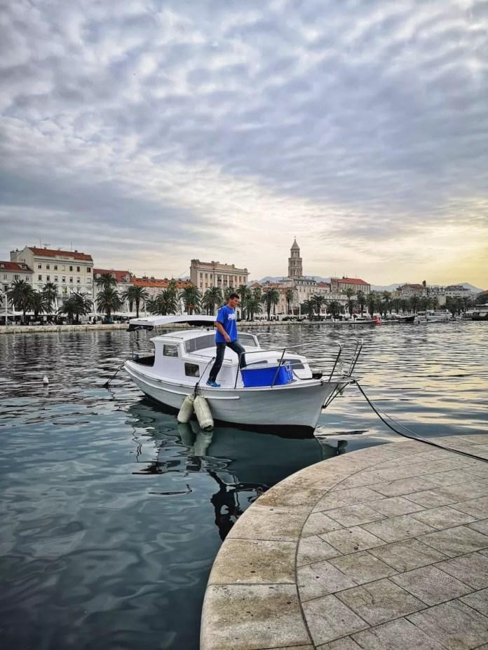 Zomertijd: eilandhoppen in Kroatië (audio)
