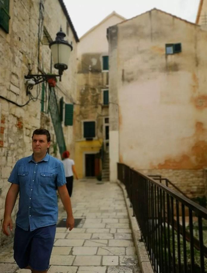 vakantie in Kroatië split