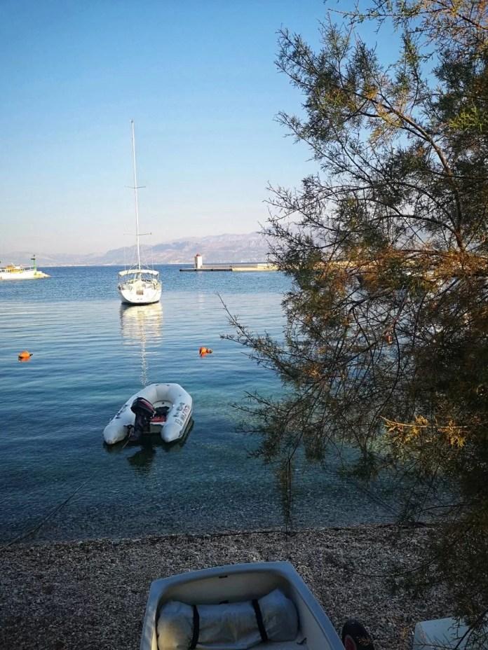vakantie in Kroatië postira brac