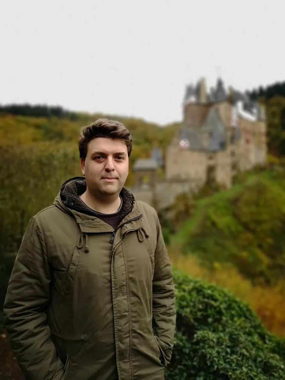Burg Eltz kasteel duitsland