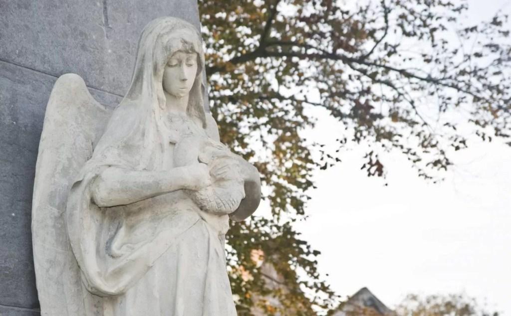 standbeeld van haecht