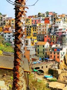 Cinque Terre kleur