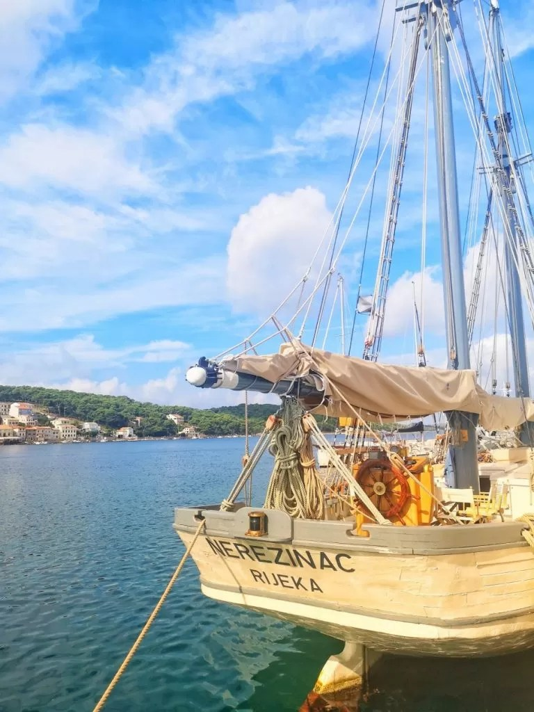 Mali Losinj eilandhoppen kroatie