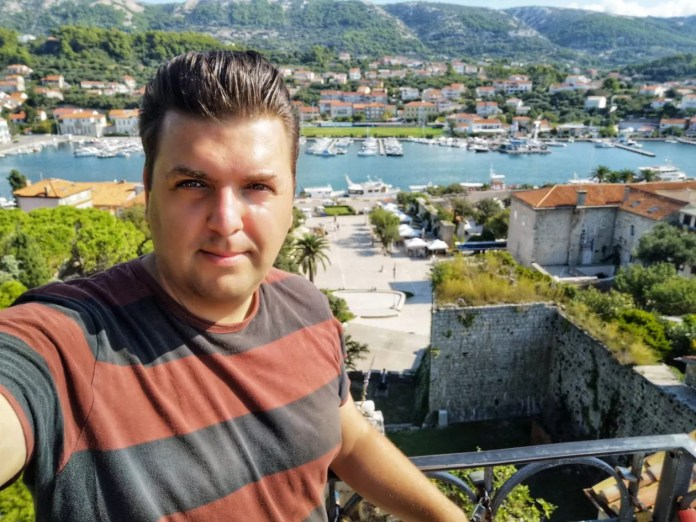 kvarner regio in kroatie
