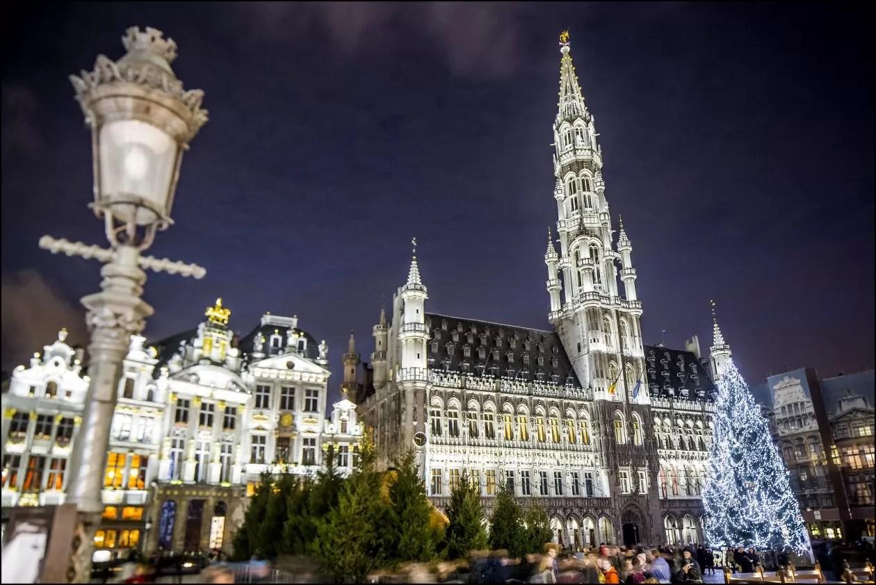Kerst in Brussel: waar kan je allemaal heen?