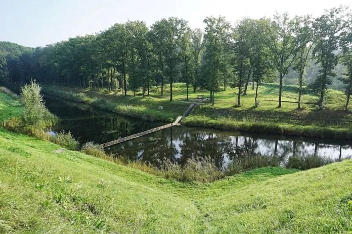 Mozenbrug nabij Bergen op Zoom