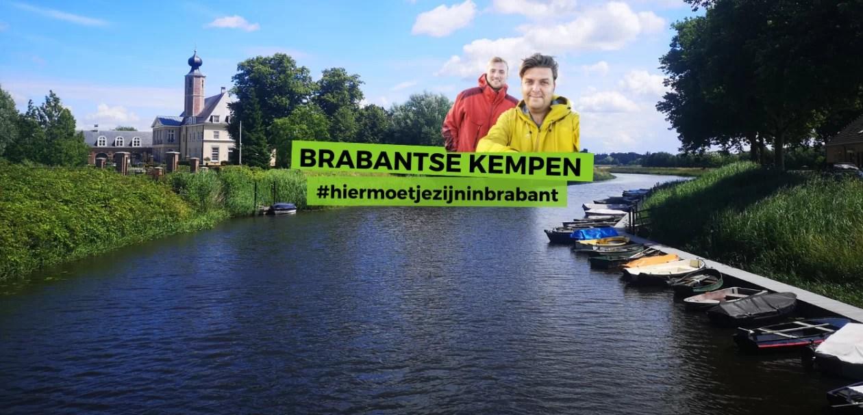 Ontdek de Brabantse Kempen vanop de fiets