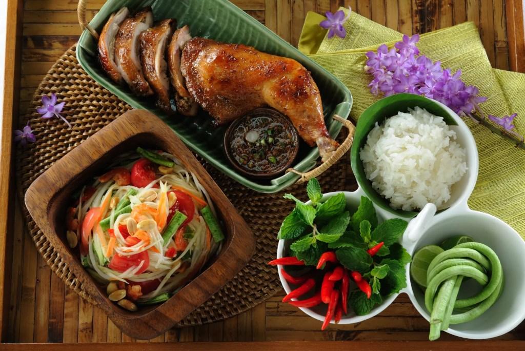 Thailand op je bord: een culinaire mini-gids