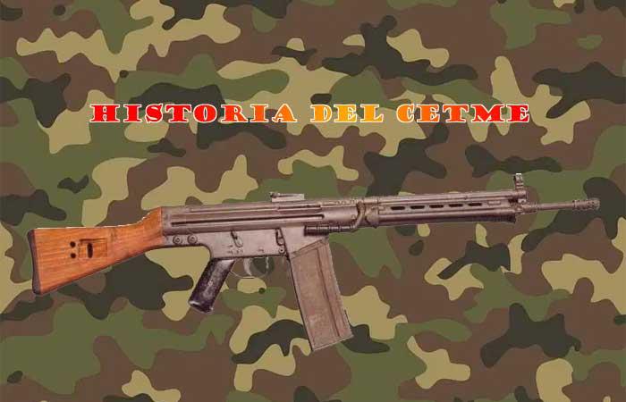 Historia del CETME español