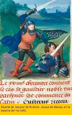 Merte de Gutier de Brienne, duque de Atenas