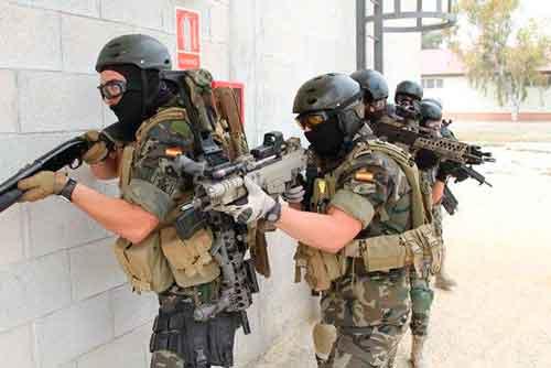 Operaciones Especiales de la Legión
