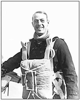 D. Jose Antonio Méndez Parada. VetPac Veteranos Paracaidistas de España