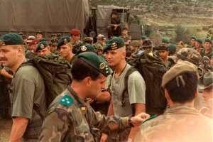 Coronel Vázquez organizó en España una prueba internacional guerillera: la PIPOE