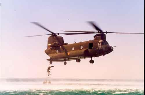 GOEIII en ejercicio internacionald de Operaciones Especiales