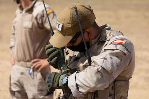 Curso CCT (Control Combat Team)