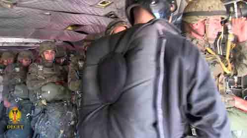 Curso de Jefe de Salto Paracaidista