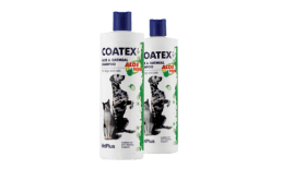 Coatex Aloe & Oatmeal Shampoo