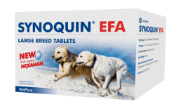 Synoquin EFA Large Breed for Stiff Joints in Dogs