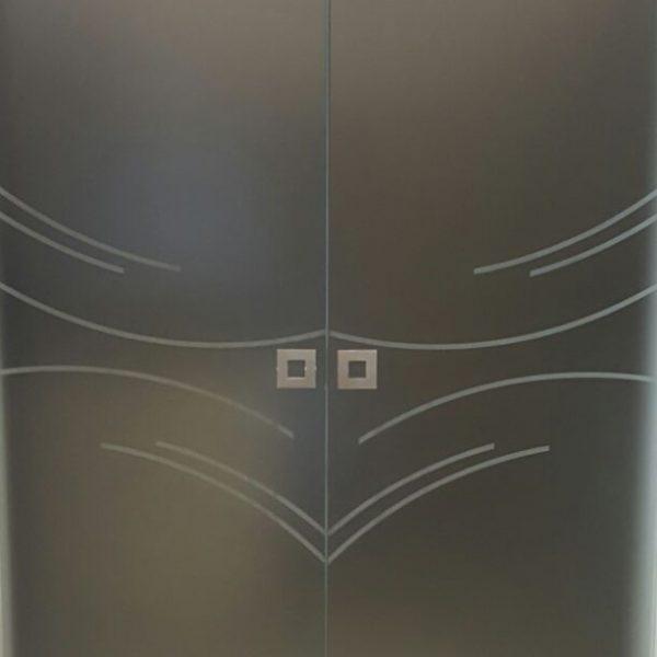 Sabbiatura vetro satinato Crotone - Calabria