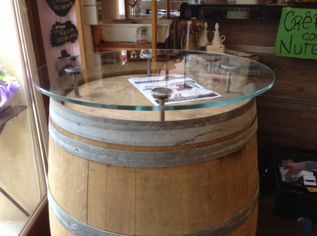 Vetri per Tavoli  Vetro per lArredo  Vetreria a Rimini