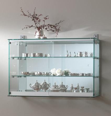 vetrine e teche a roma da GSN centro negozi x musea
