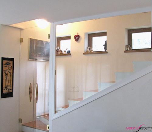 Ecco una soluzione per far comunicare gli ambienti della casa. Pareti Divisorie In Vetro Per Interni Casa Vetrosistem