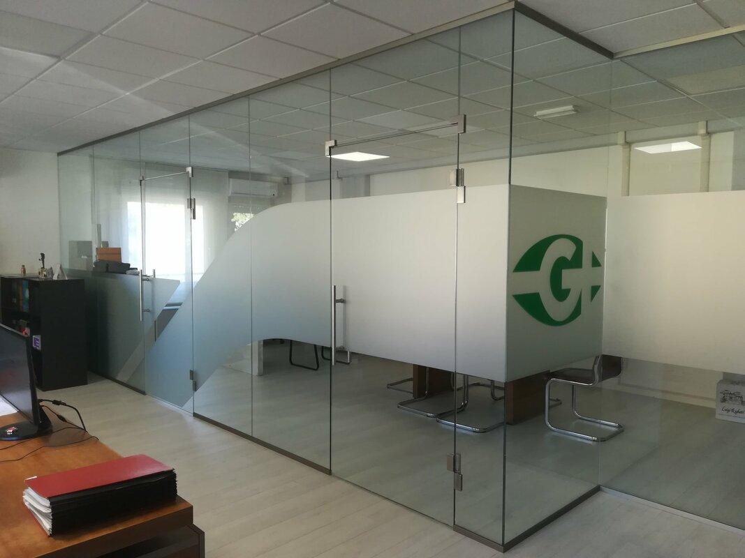 Cerca tutti i prodotti, i produttori ed i rivenditori di pareti mobili in vetro: Pareti Divisorie In Vetro Per Interni Casa Vetrosistem